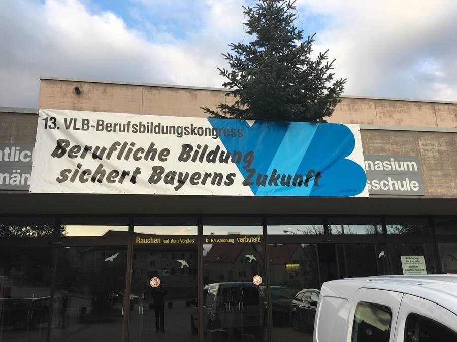 13. VLB-Berufsbildungskongress in der Berufsschule Deggendorf