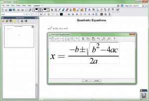mathematische Gleichungen